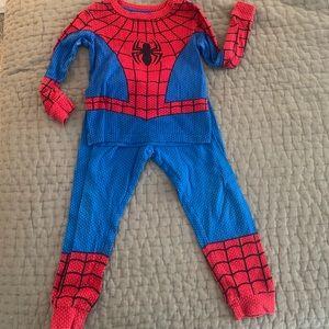 Disney PJ Pals Spider-Man Size 5